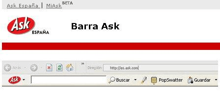 Ask.com Toolbar