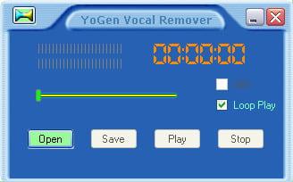 YoGen Vocal Remover