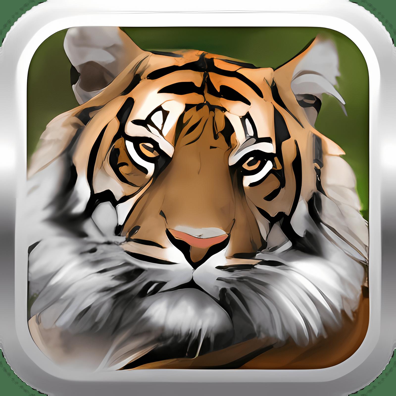 African Tiger Shooter 3D