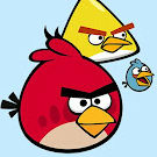 Tema Angry Birds