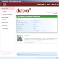 Defenx Internet Security