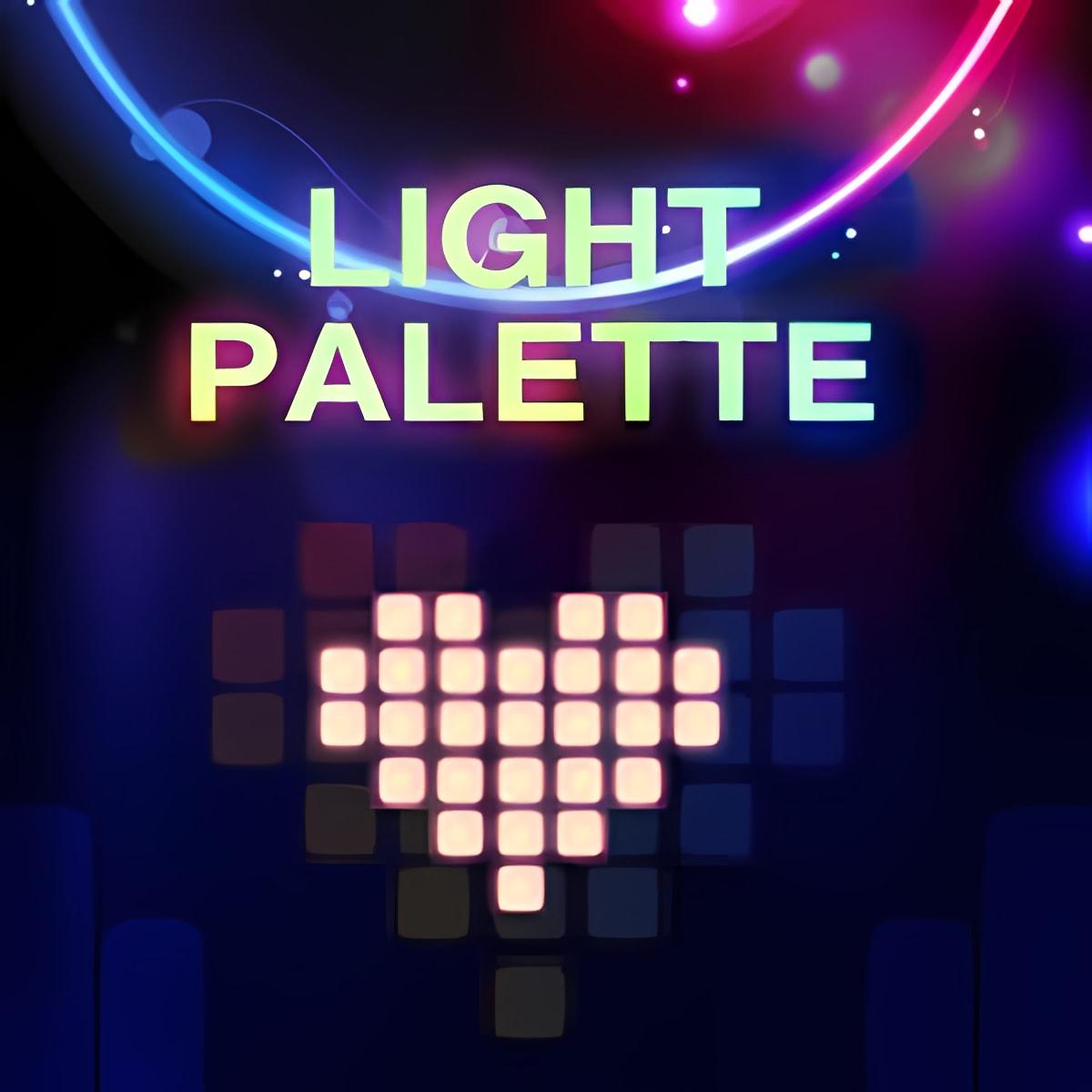 Light Palette Free EN
