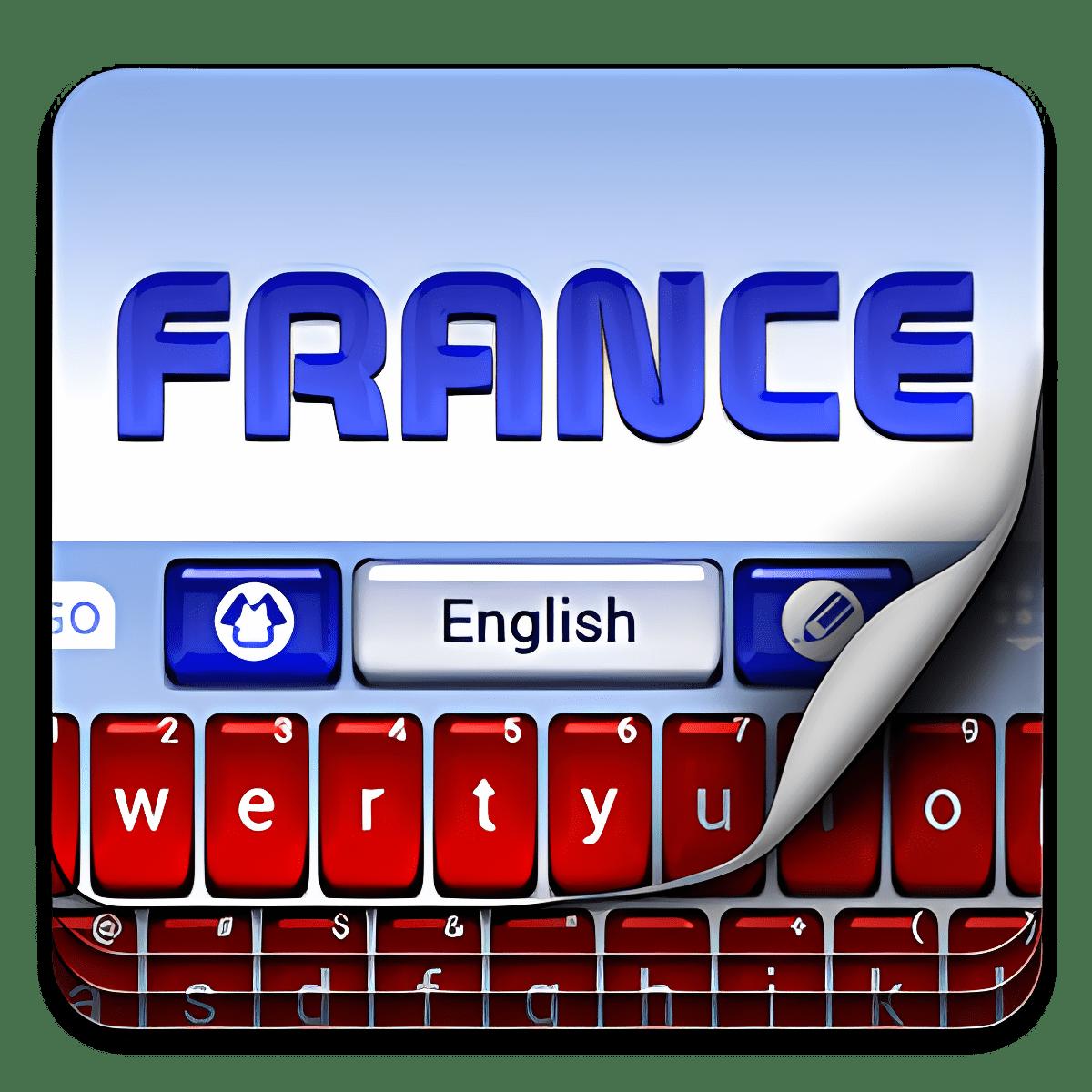 Francia teclado