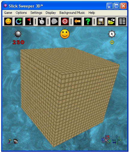 Slick Sweeper 3D