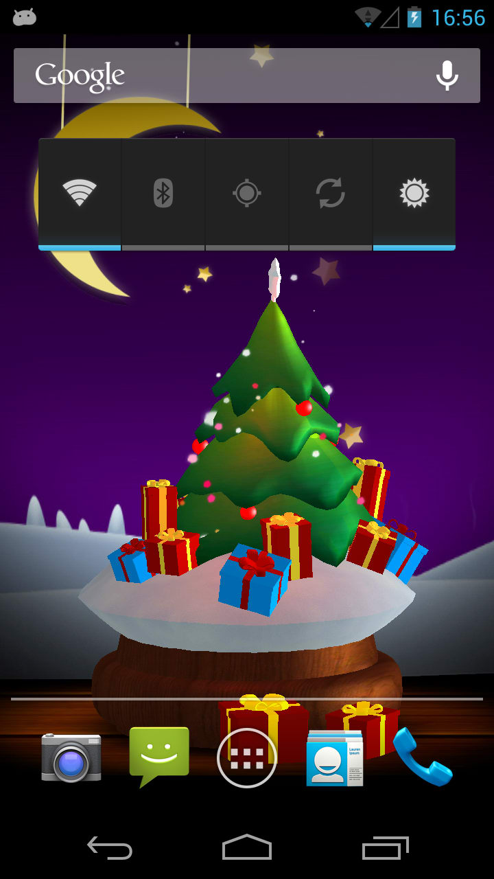 Christmas Story Live Wallpaper
