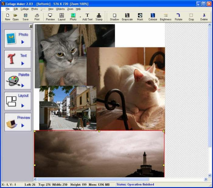 collagemaker download. Black Bedroom Furniture Sets. Home Design Ideas