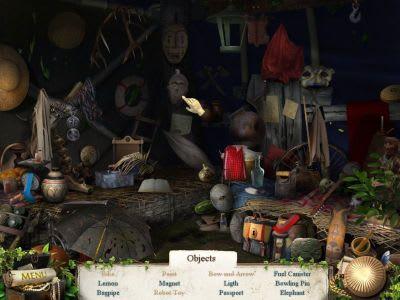 Lost Lagoon 2: Cursed & Forgotten