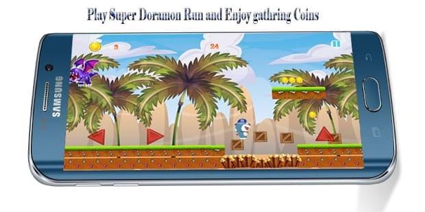 Super Doraemon Run