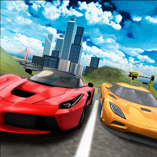 Extreme Car Driving Racing Simulator  Free Game