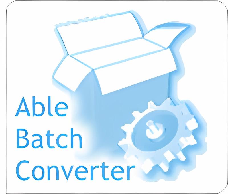 Able Batch Converter 3.11.7.30