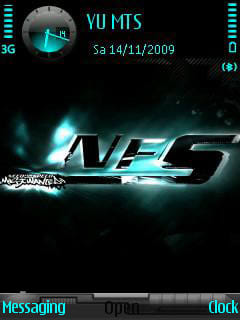 NFS Most Wanted Theme