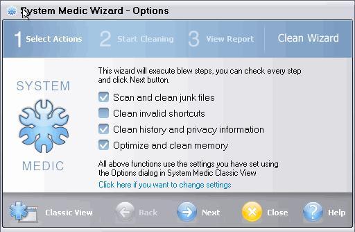 System Medic