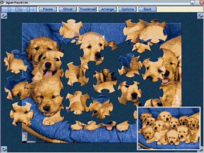 Jigsaw Puzzle Lite