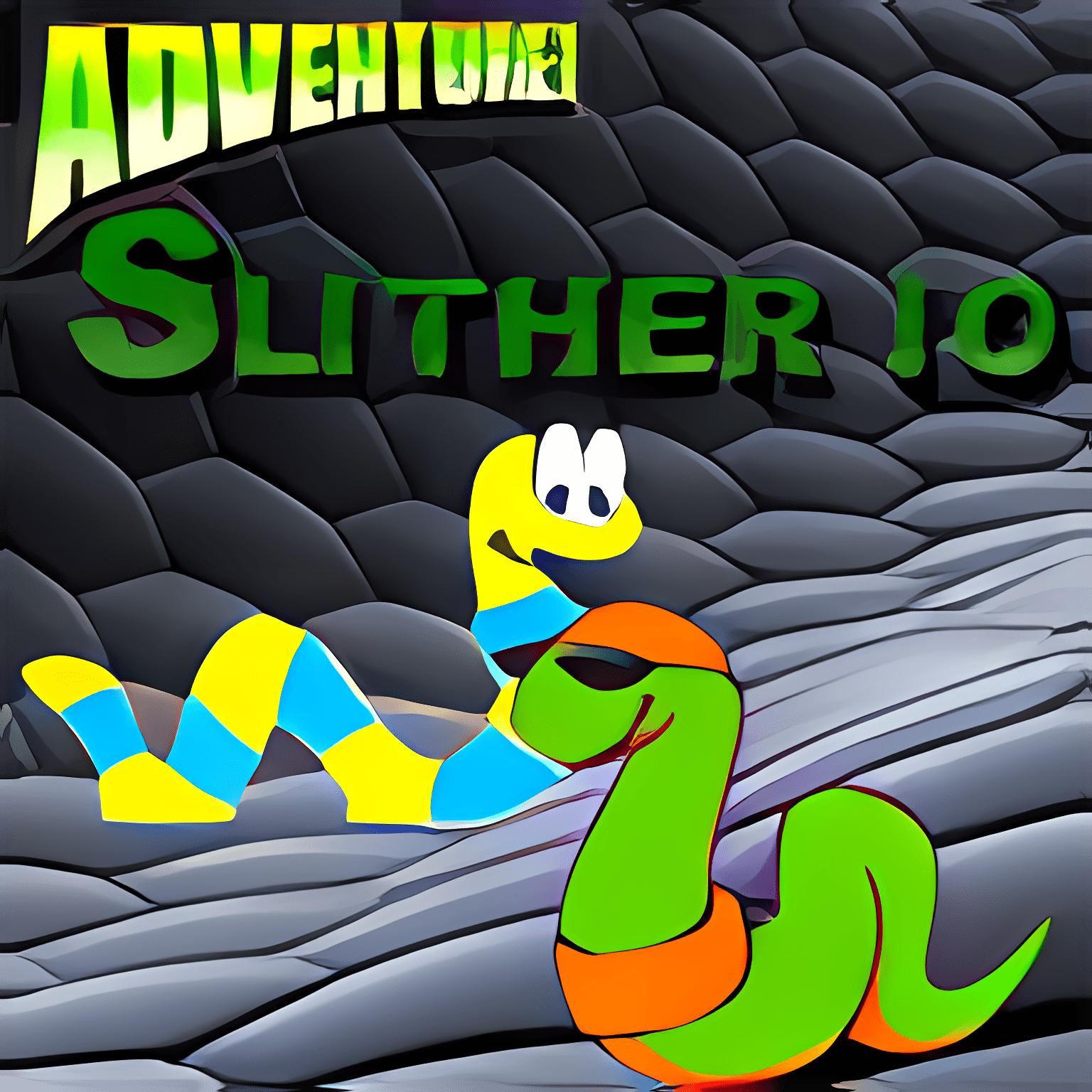 Slither IO Adventure