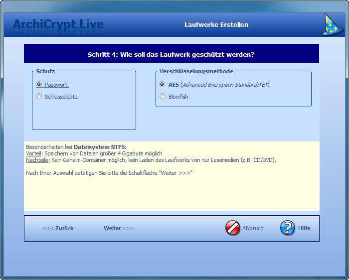ArchiCrypt Live NET