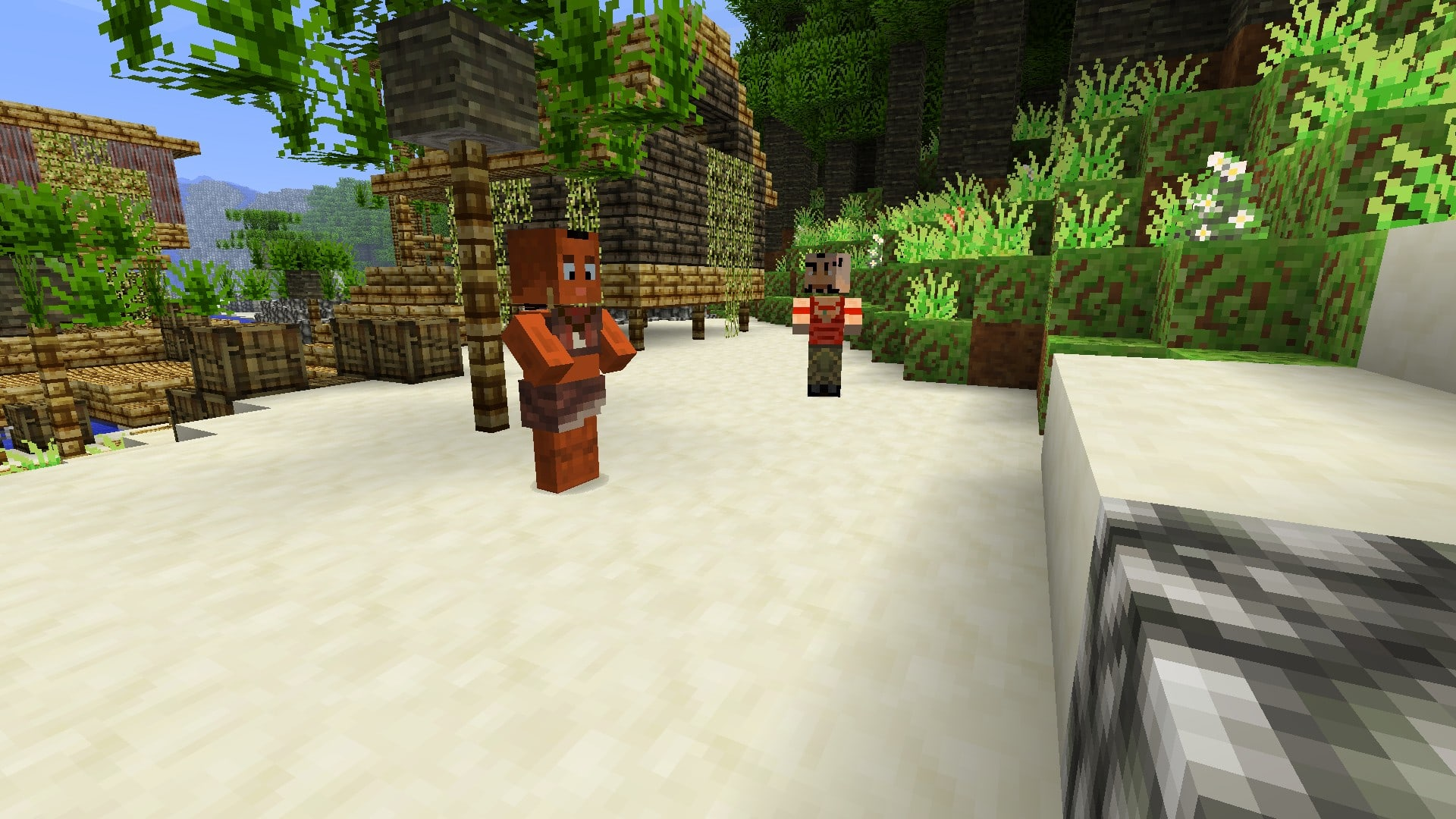 Far Cry 3 Minecraft Pack