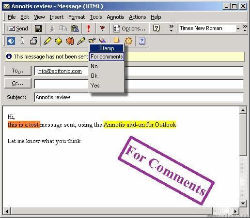 Annotis Mail