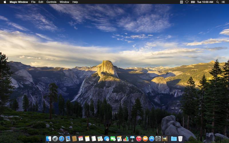 Magic Window - Timelapse Desktop