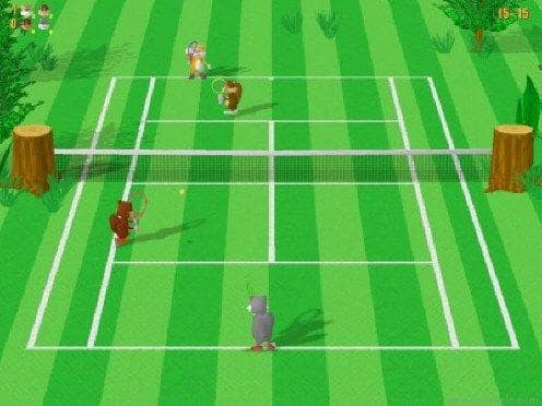 Tennis Critters