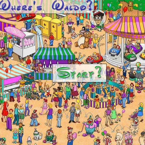Broma ¿Donde está wally?