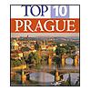 Prague DK Eyewitness Top 10 Travel Guide & Map 2.00.30