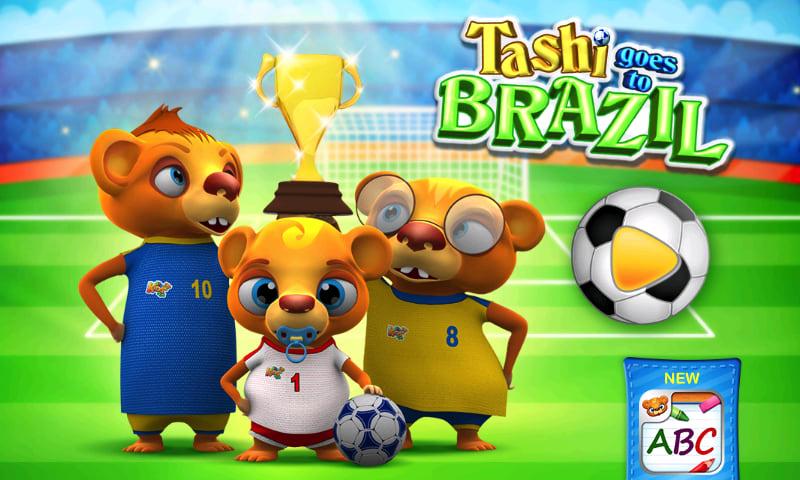 Tashi Goes To Brazil