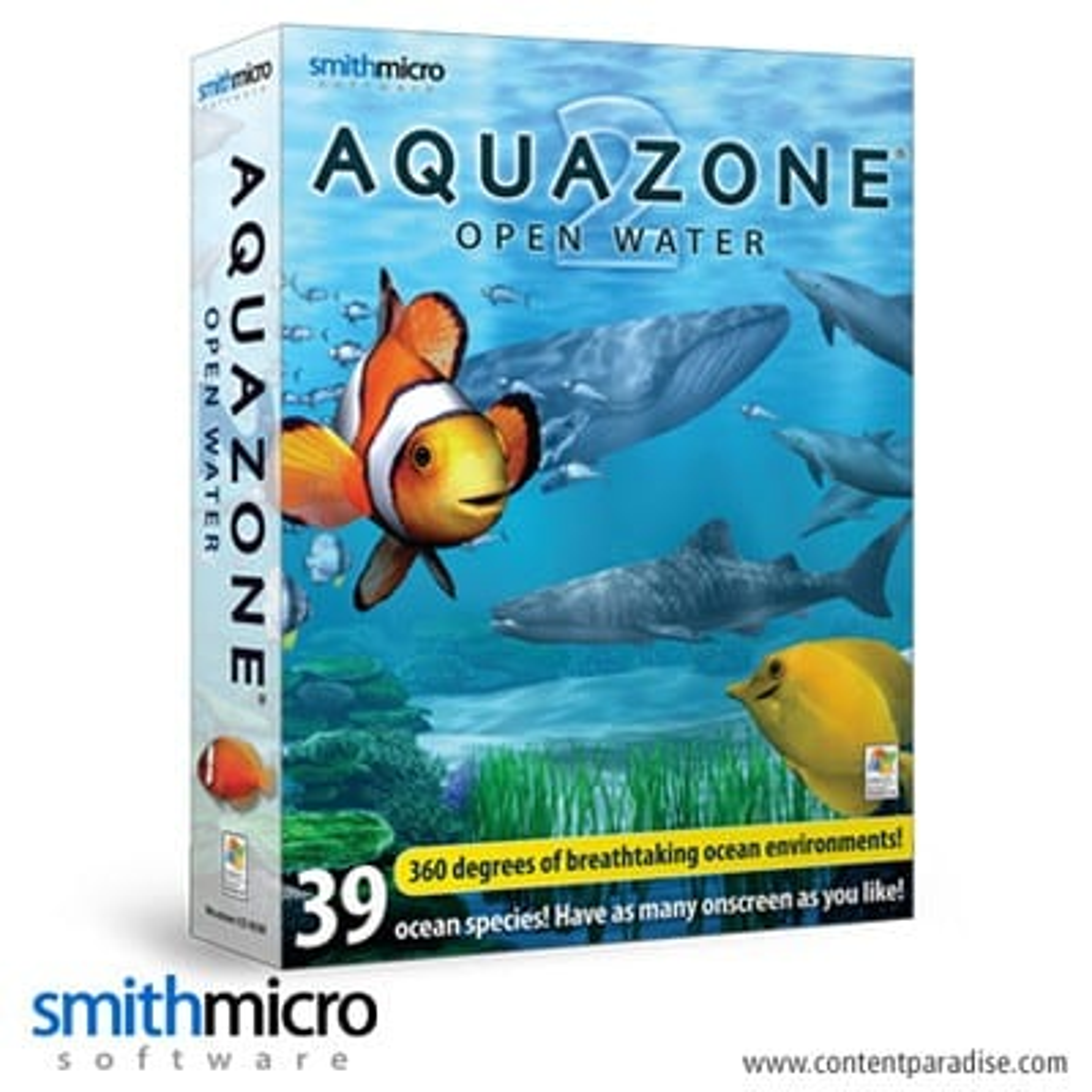 Aquazone 2: Open Water