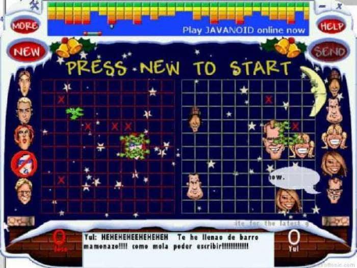 Shooting Stars - Celebrity Battleships