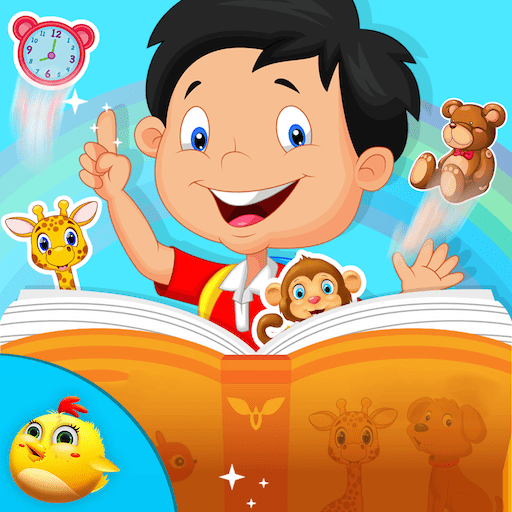 My First Words Book For Kids
