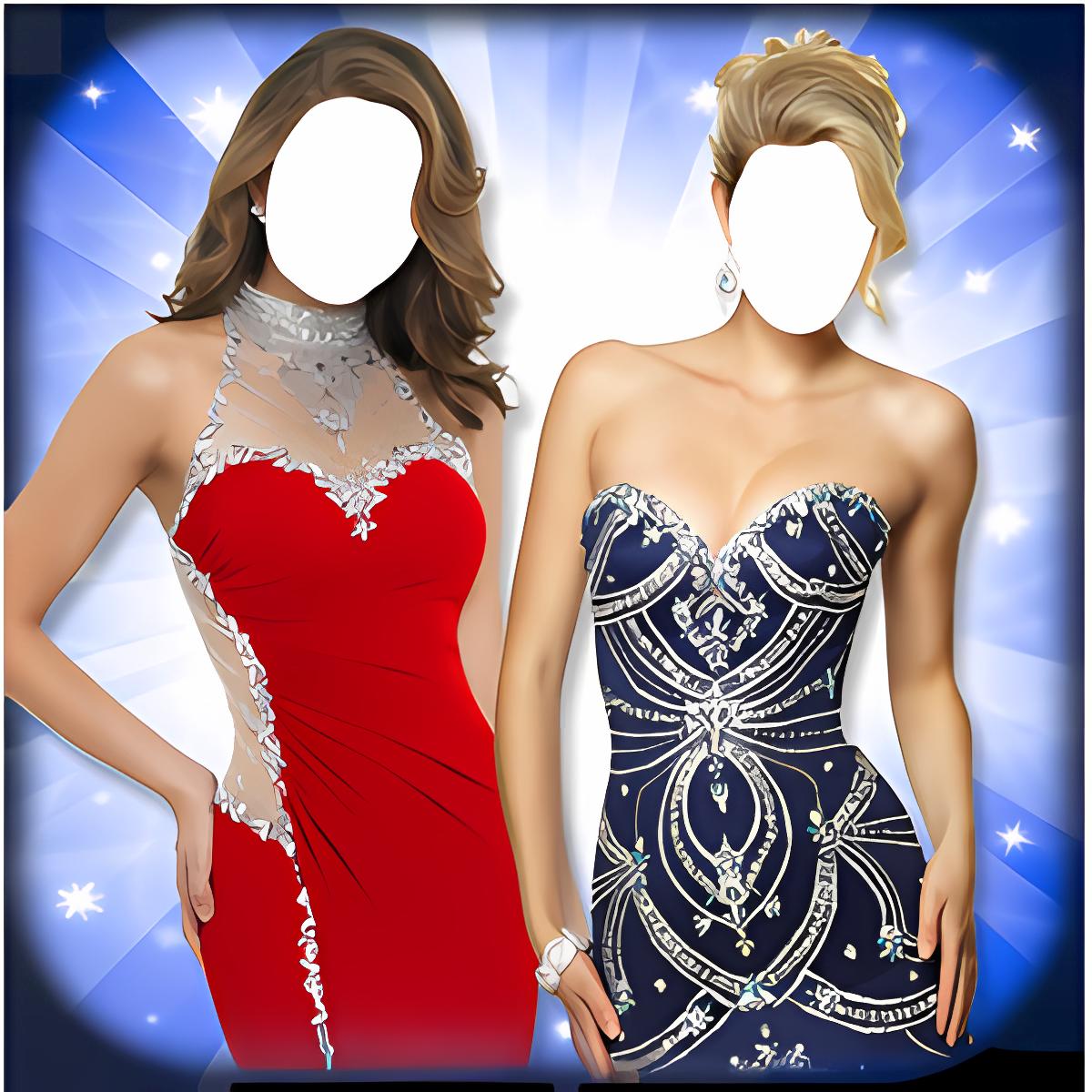 Evening Dress Women Suit
