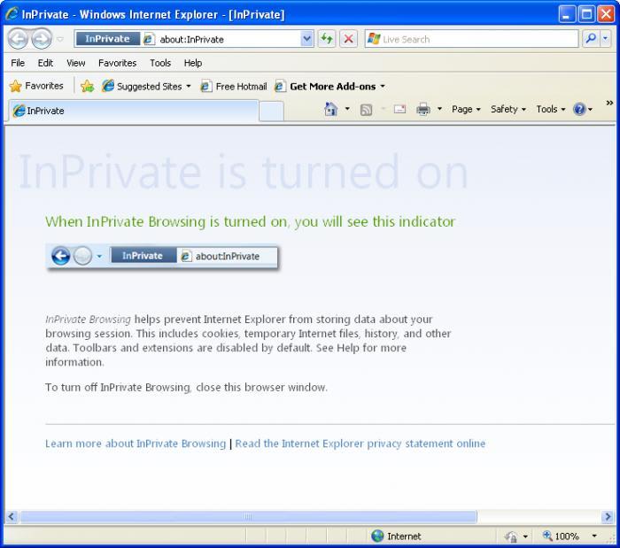 Internetexplorer at for Window explorer