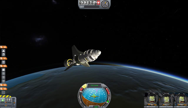 Kerbal Space Program (KSP) 1.0.0.813 Demo