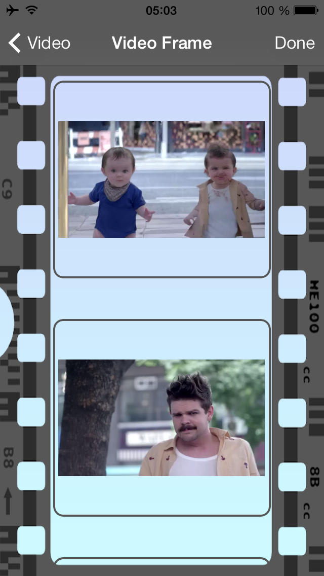 Video to Pic - Movie Image Grabber