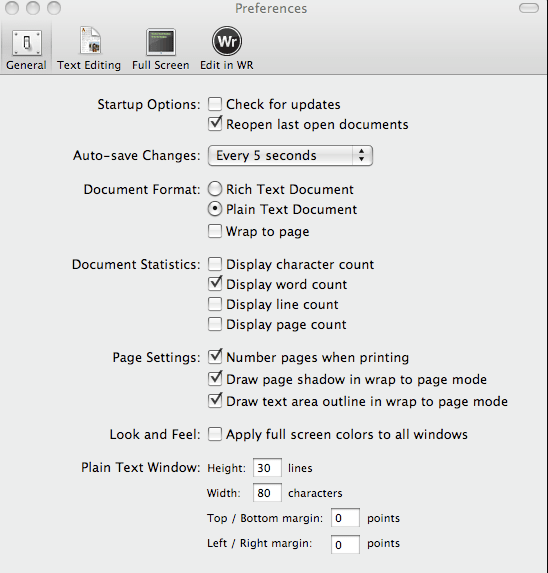 how to turn off auto formatting in word mac