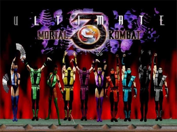 Mortal kombat 3 скачать игру