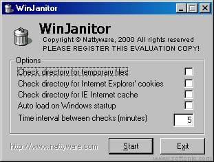 WinJanitor