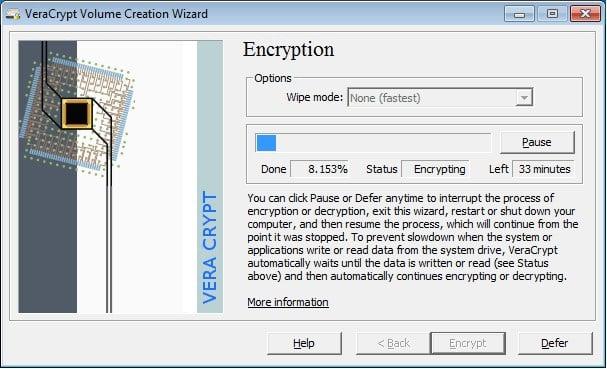 VeraCrypt