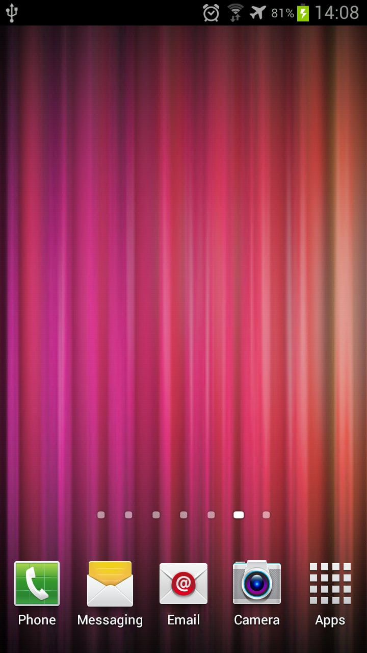Color Spectrum Live Wallpaper