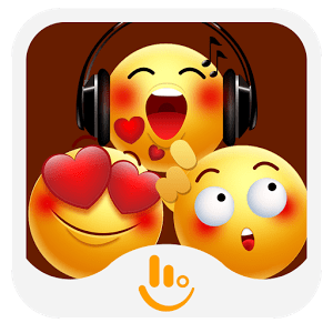 TouchPal Big Emoji Sticker