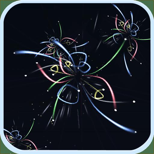 God Particle 3D Live Wallpaper