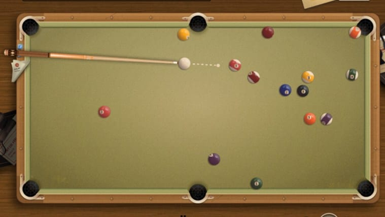 Pool Pocket Billiards - Agent8