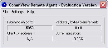 Commview Remote Agent