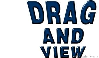 Drag and View