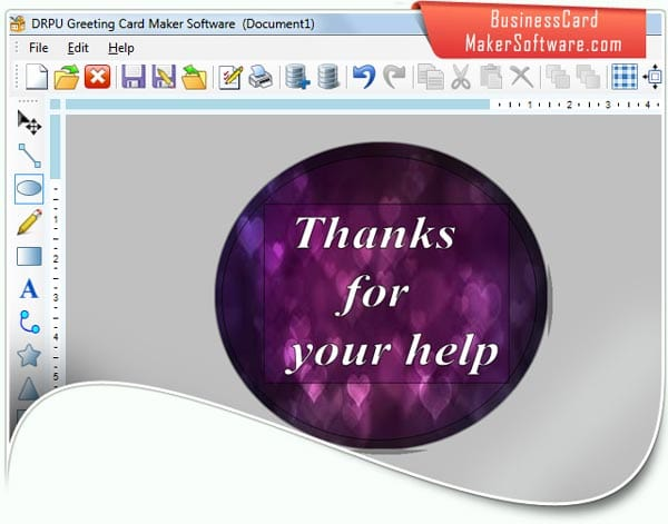 Greeting Cards Software