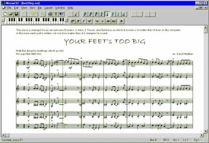 MOZART the Music Processor