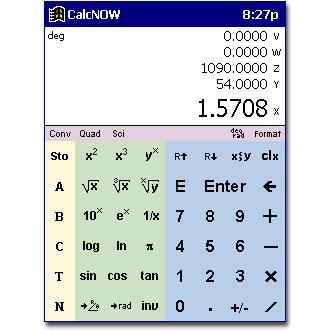 CalcNOW