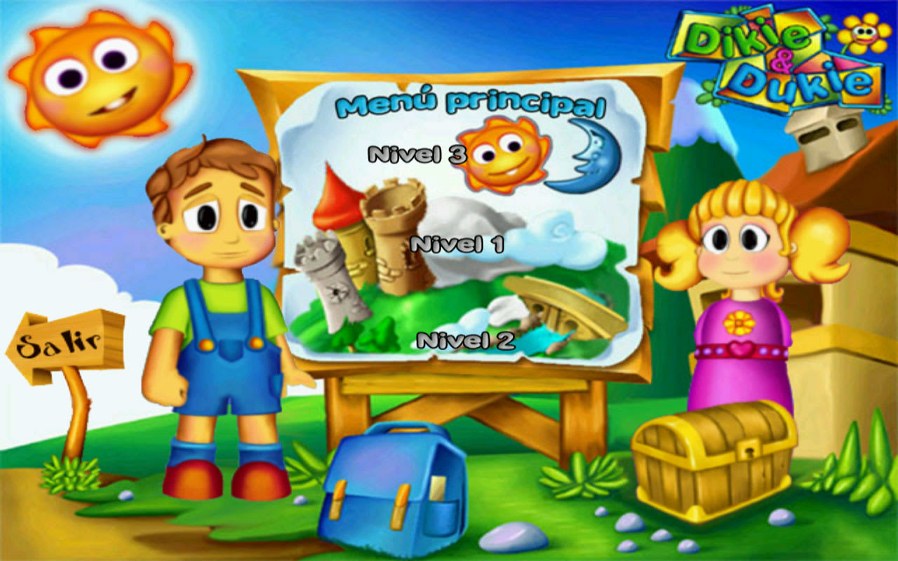 Aprender a leer juego para ni os para android descargar for Aprendiendo y jugando jardin infantil