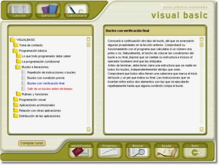 Curso Visual Basic 6 Interactivo - SoftObert