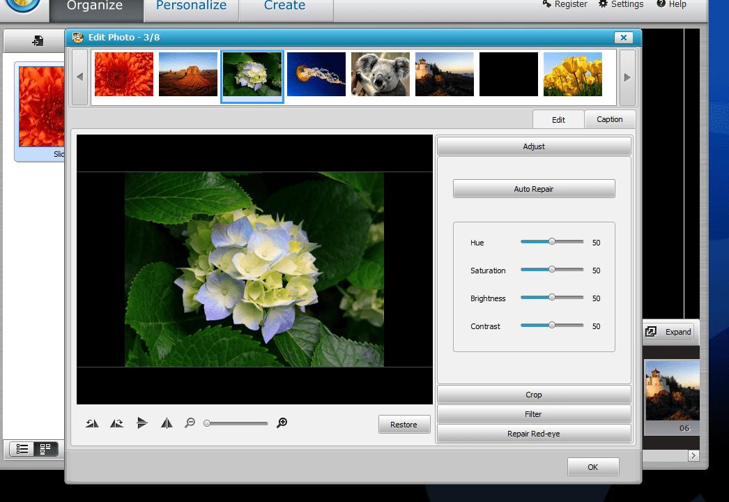 Slideshow Builder App For Windows
