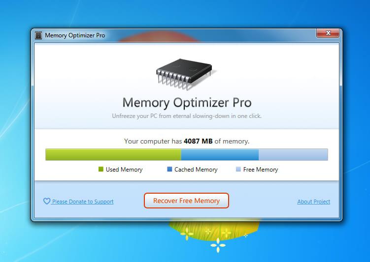 Memory Optimizer 1.0.4
